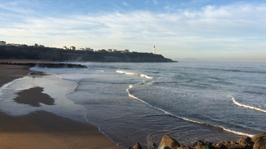 Visiter Biarritz et Anglet