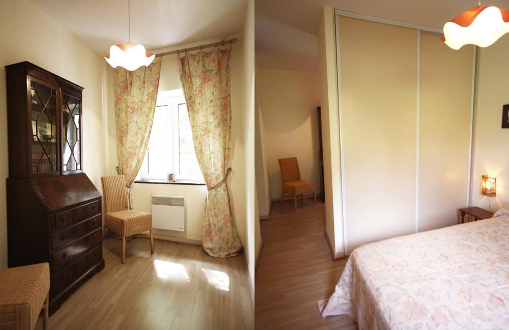 Arradoy - Chambre double - Gîte St Jean Pied de Port