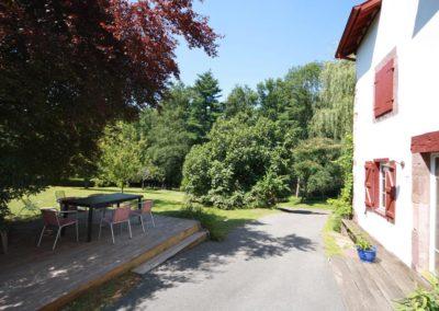 Gîte avec terrasse Saint Jean Pied de Port