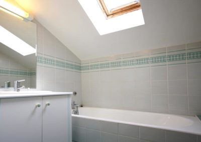 Arradoy - Salle de bain - Gîte St Jean Pied de Port
